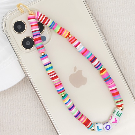 Personalized fashion bohemian ethnic mobile phone chain  NHYUZ360982's discount tags