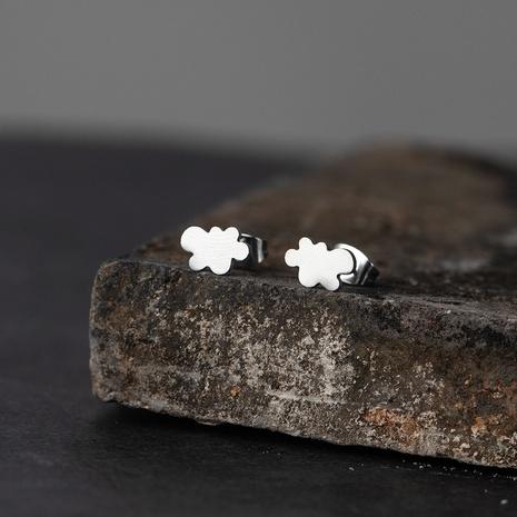 boucles d'oreilles nuage mignonnes simples en gros NHAKJ361066's discount tags