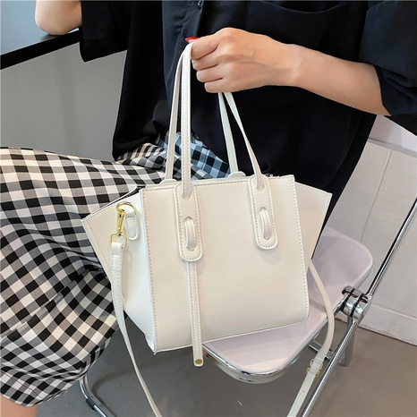 wholesale accessories large-capacity soft leather tote bag bag Nihaojewelry  NHLH375795's discount tags