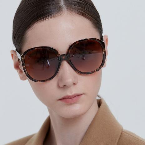Gafas de sol retro de gran marco al por mayor NHXU361771's discount tags