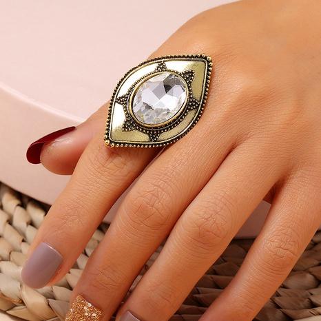 Korean Simple Diamond Tortoise Opening Adjustable Ring  NHKQ361932's discount tags