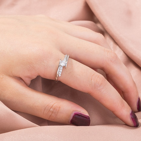 fashion diamond-studded zircon ring  NHAN362228's discount tags
