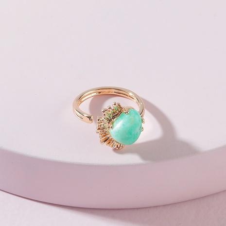 fashion original stone alloy ring  NHLU362299's discount tags