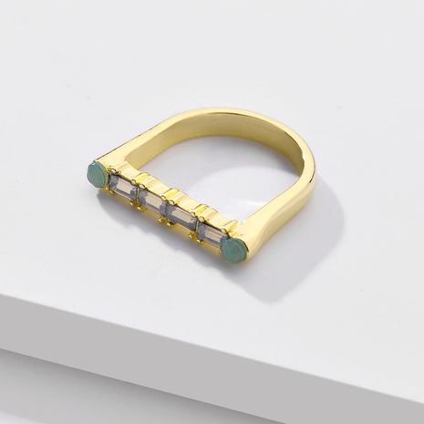 fashion sub-alloy crystal ring NHLU362326's discount tags