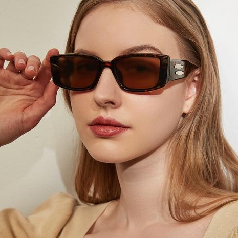 gafas de sol con montura grande estilo punk NHXU362434's discount tags