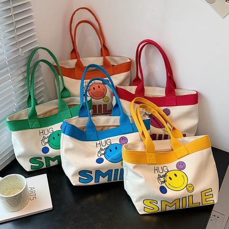vente en gros sac en toile de grande capacité d'impression de mode NHTG362642's discount tags