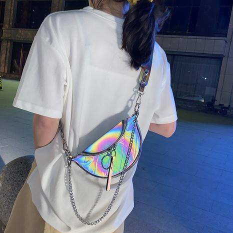 nouveau sac de poitrine diagonal réfléchissant à l'épaule NHTG362641's discount tags