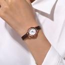 Fashion rhinestone thin belt watch NHSS364037
