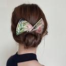 fashion printing bow curling iron NHDM365880
