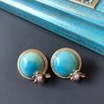 NHOM1777302-Blue-straw-hat-silver-needle-stud-earrings-2.3-c