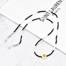 Nihaojewelry Simple Antilost Rainbow Bead Glasses Mask Chain Wholesale Jewelry NHCL383435