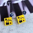 NHOM1784985-Square-yellow-drip-glaze-pendant-earrings-3.52.3
