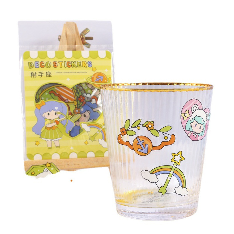 cute stickers for water cups