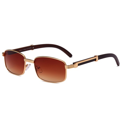 wholesale rectangular small frame sunglasses nihaojewelry  NHMSG385839's discount tags