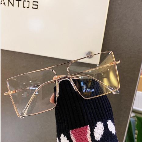 Vente en gros lunettes rétro à monture carrée nihaojewelry NHMSG385844's discount tags