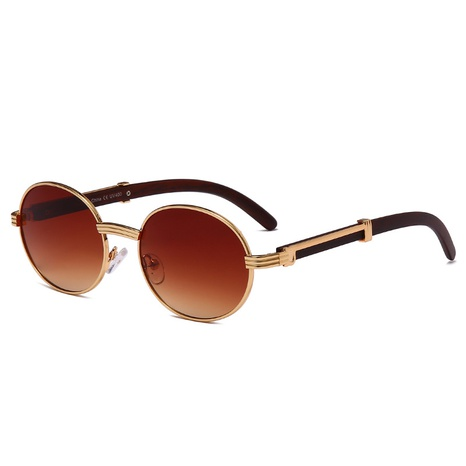 wholesale solid color lens oval frame sunglasses nihaojewelry  NHMSG385845's discount tags