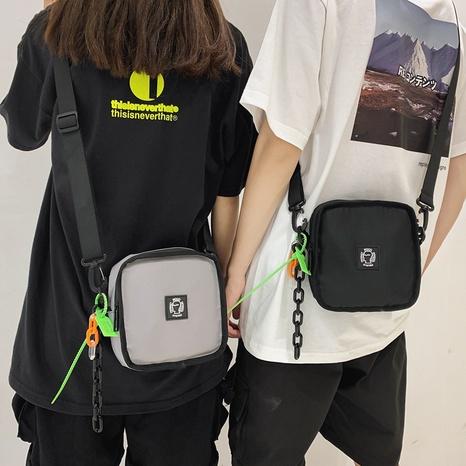Nihaojewelry wholesale casual simple geometric messenger bag  NHAV386134's discount tags