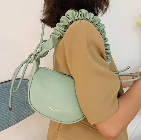 wholesale candy color messenger saddle bag Nihaojewelry NHLH386271's discount tags