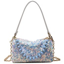 wholesale sequined crystal chain messenger bag Nihaojewelry NHLH386309