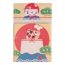 nihaojewelry wholesale simple cute cartoon sticky note book NHZE377737