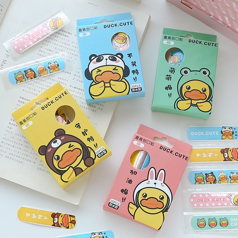 nihaojewelry wholesale cute cartoon pattern waterproof bandage  NHZE377734's discount tags