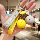 wholesale accessories cute chick pendant keychain Nihaojewelry NHQYF377774