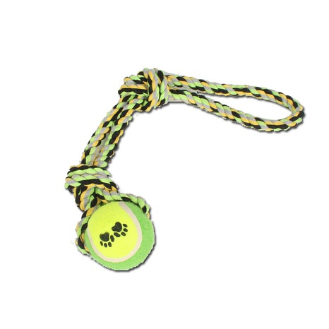 wholesale accessories tennis pet rope knot toy Nihaojewelry NHWY377750's discount tags