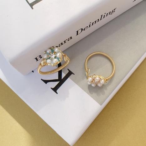 Al por mayor joyas anillo de cobre barroco Nihaojewelry NHGI387447's discount tags