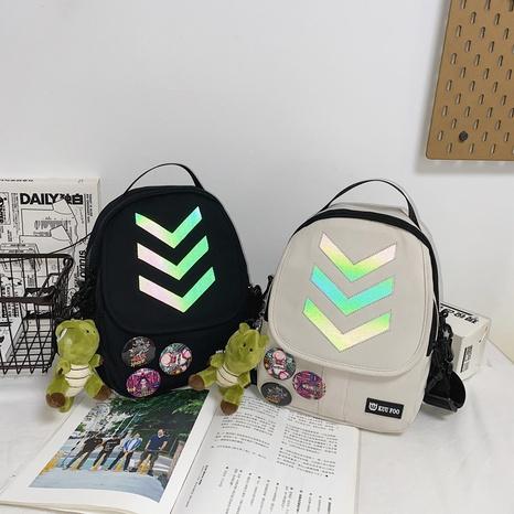 Al por mayor bolso de mensajero de hombro colorido reflectante Nihaojewelry NHTG388390's discount tags