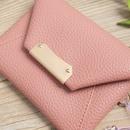 Nihaojewelry wholesale accessories new Korean lychee pattern mini wallet  NHLAN388723