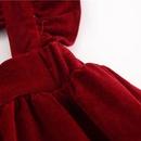 Wholesale Baby Clothing Solid color ruffle dress girl short dress 80cm130cm NHWU388831