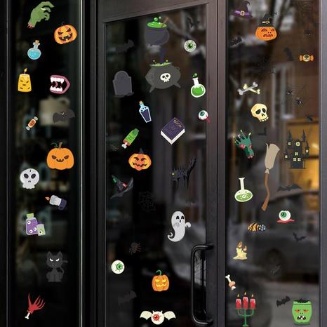 wholesale cartoon halloween pattern wall sticker nihaojewelry  NHAF390019's discount tags