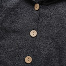 wholesale childrens longsleeved hooded jumpsuit Nihaojewelry NHLF390132