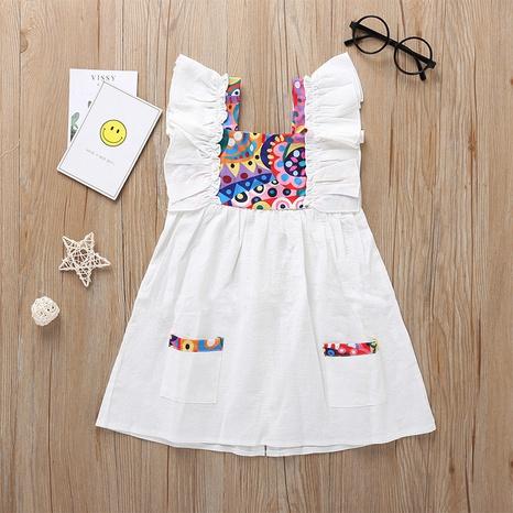 Al por mayor vestido floral sin mangas para bebé Nihaojewelry NHLF390151's discount tags