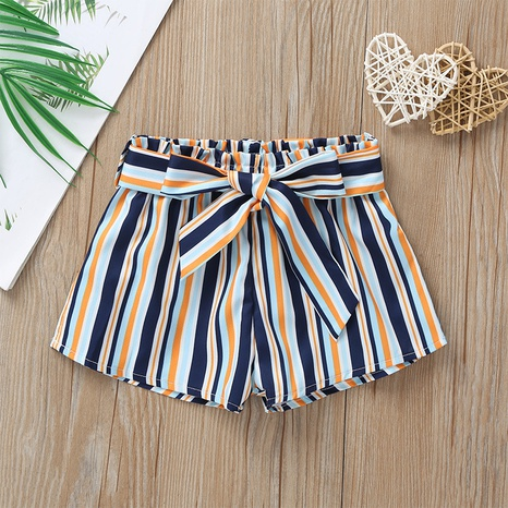 wholesale Pantalones casuales a rayas para niños coreanos Nihaojewelry NHLF390158's discount tags