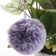 NHDI1809390-Two-tone-purple-Single-loop-buckle-8cm-hair-ball