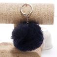 NHDI1809411-Navy-Single-loop-buckle-8cm-hair-ball