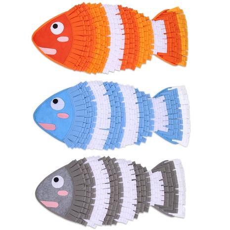 Al por mayor dibujos animados forma de pez perro comida lenta manta nihaojewelry NHWR390390's discount tags