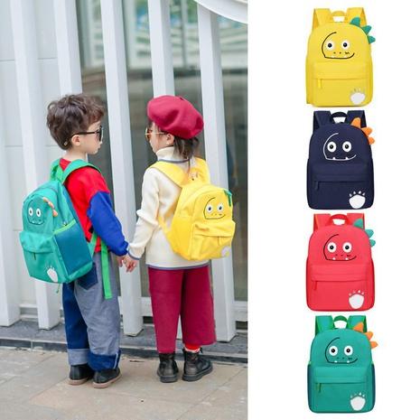 wholesale cartoon small dinosaur children backpack nihaojewelry  NHGA390527's discount tags