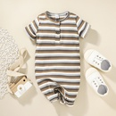 wholesale childrens onepiece striped romper Nihaojewelry NHLF392278