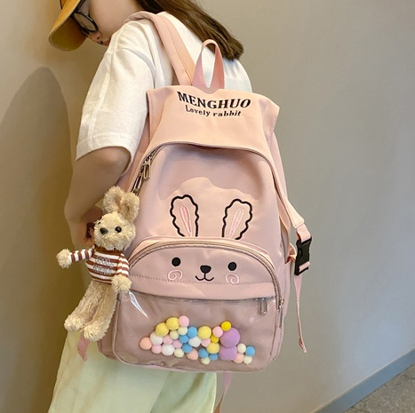 cute large capacity backpack wholesale Nihaojewelry NHLH392500's discount tags