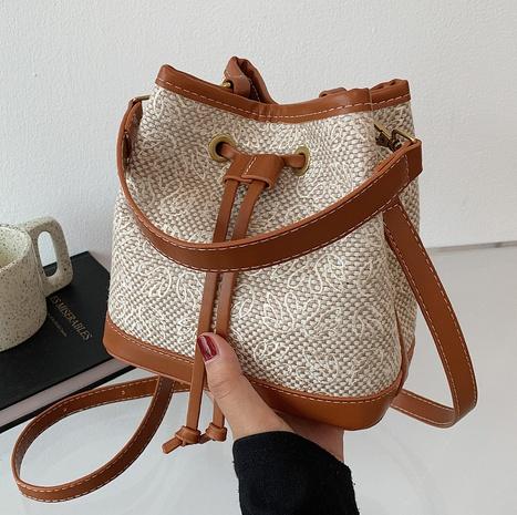 vente en gros sac à bandoulière imprimé rétro Nihaojewelry NHTG392601's discount tags