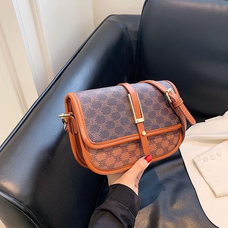 vente en gros couture impression hit couleur épaule petit sac carré nihaojewelry NHTG392604's discount tags