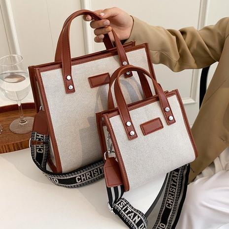 Sac fourre-tout de grande capacité à la mode en gros Nihaojewelry NHTG392605's discount tags