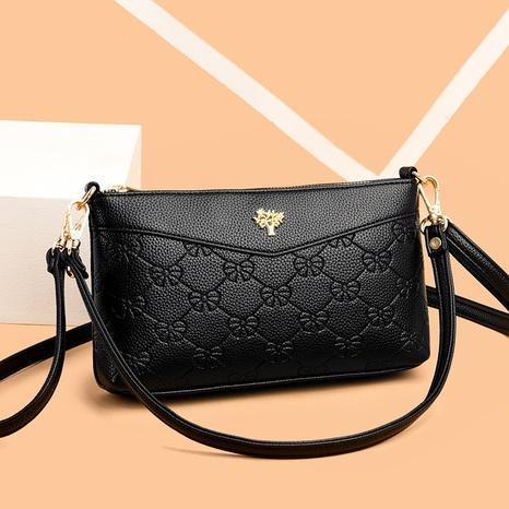 vente en gros nouveau sac diagonal à bandoulière en relief Nihaojewelry NHAV392650's discount tags