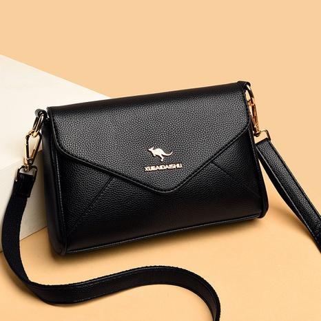 vente en gros nouveau sac enveloppe diagonale kangourou rétro Nihaojewelry NHAV392651's discount tags