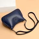 wholesale new solid color oneshoulder diagonal dumpling bag Nihaojewelry  NHAV392656