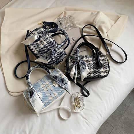 sac à main à bandoulière en laine rétro en gros Nihaojewelry NHGN392842's discount tags