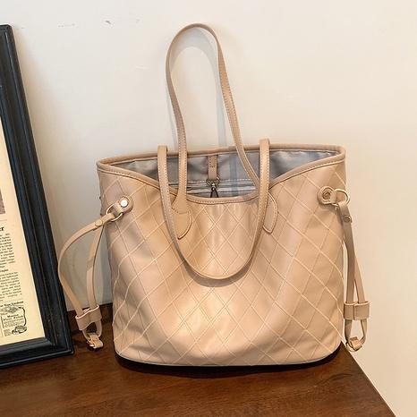Großhandel raute weiche Einkaufstasche mit großer Kapazität Nihaojewelry NHTG377941's discount tags