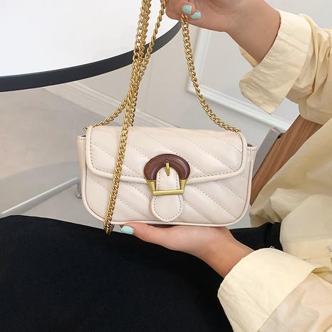 vente en gros sac messager chaîne bouton en métal Nihaojewelry NHAV378041's discount tags